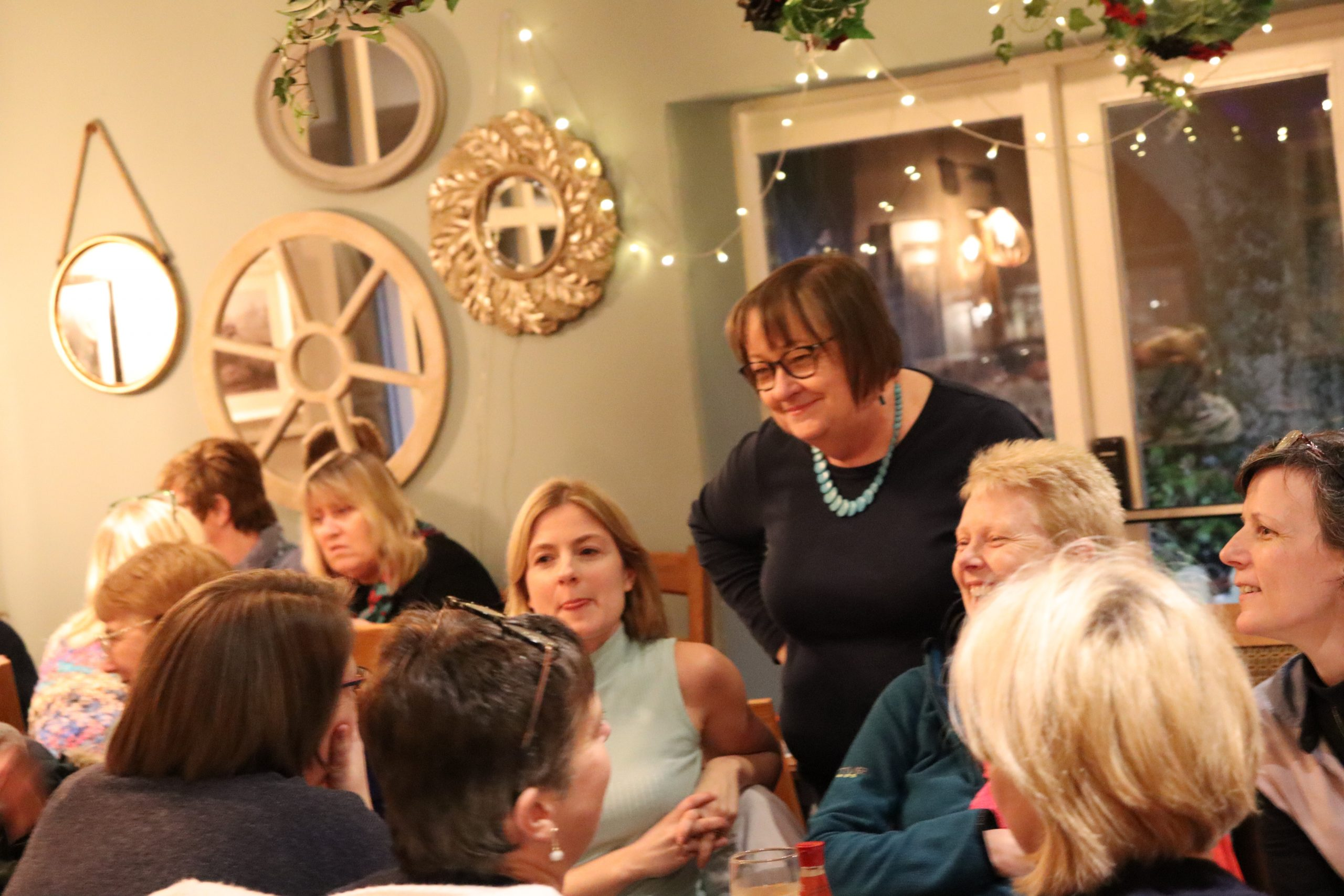 The Sparkling Business Club at Warton Arms
